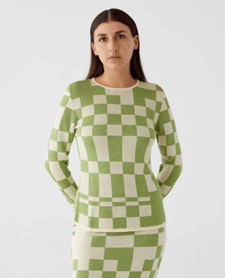 Paloma Wool El Valle Top - Green