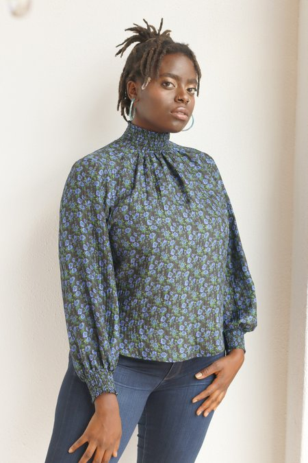 No.6 Thea Blouse