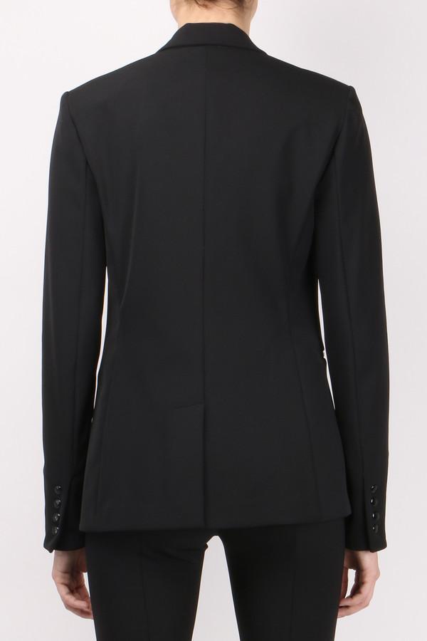 Veronica Beard Scuba Jacket Black