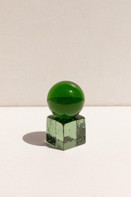 Swedish Ninja Oh My mini Sculpture - Green