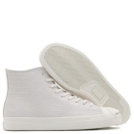 Converse x Pop Trading Company Jack Purcell Pro Hi sneakers - Egret