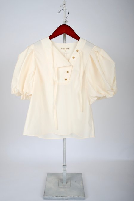 Ulla Johnson Elise Top - Blanc