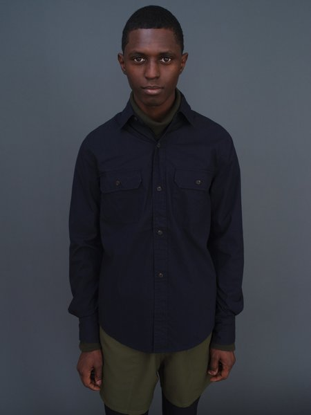 Magill Douglas Cotton Poplin Shirt