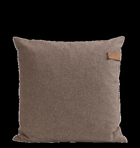 Shepherd of Sweden Tina Wool Pillow - Cappucino