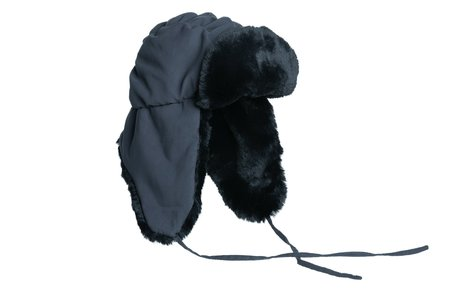 Clyde Yukon Hat - Pewter Black