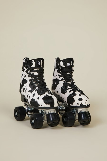 """""""INTENTIONALLY __________."""" WHIP IT SKATE shoes - Black Moo"""