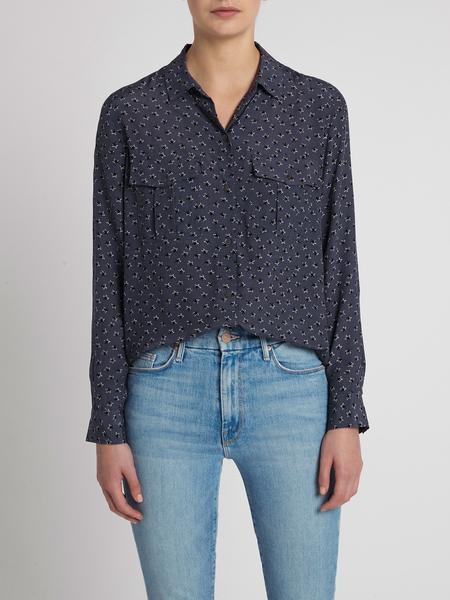 Rails Rhett Shirt - Blue