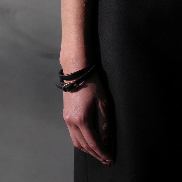 kikaNY LLC kika leather bracelet