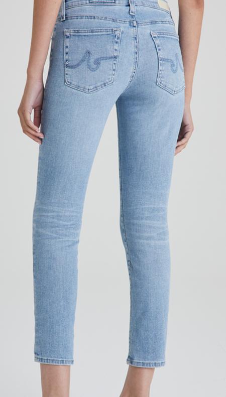 AG Jeans Prima Crop pants - 26 Years Skylight