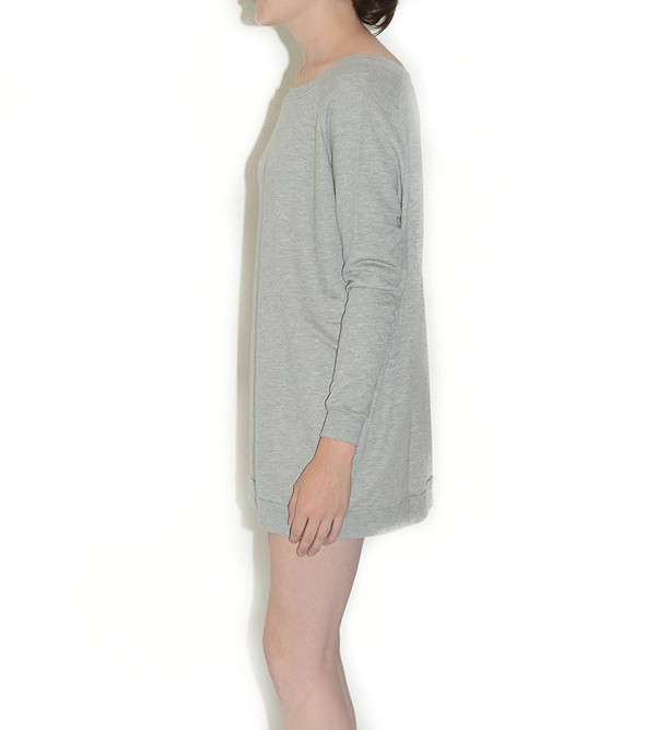 Won Hundred Anina Grey Sweatshirt