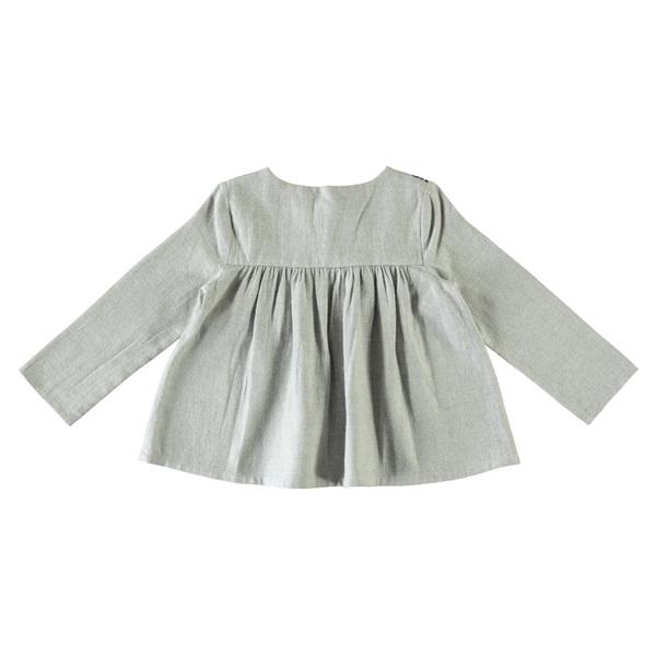 Marlot Paris Heidi - Cotton twill blouse