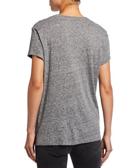 Zadig & Voltaire Walk Rock T-Shirt - Gray