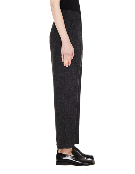 Junya Watanabe Dark Grey Wool Trousers