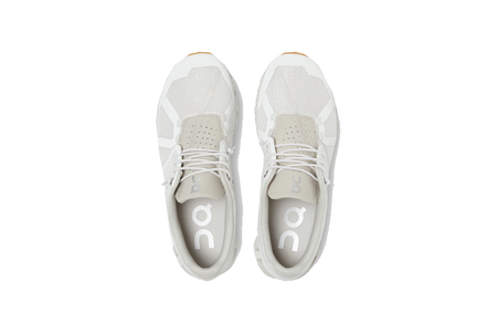 On shoes Runner shoes - Cloud White/Sand