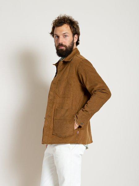 CFreemans Sporting Club hore Jacket - Brown Cord