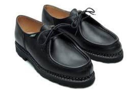 Paraboot Michael Lisse shoes - Black