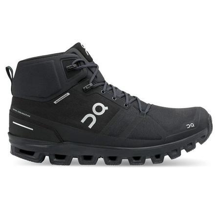 ON Running Cloudrock Waterproof Shoe - All Black