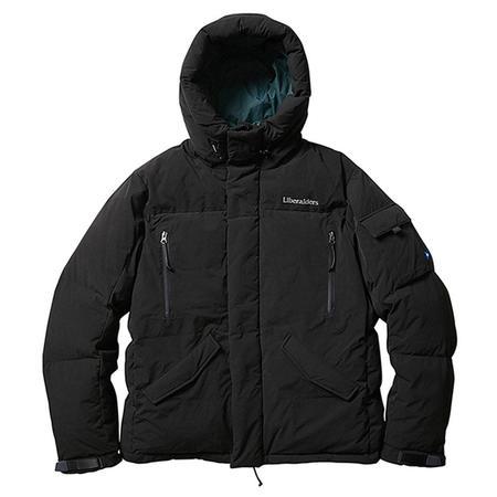 Liberaiders Mountain Range Down Jacket III - Black