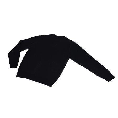 Knickerbocker Santa Fe Merino Sweater - Dark Navy