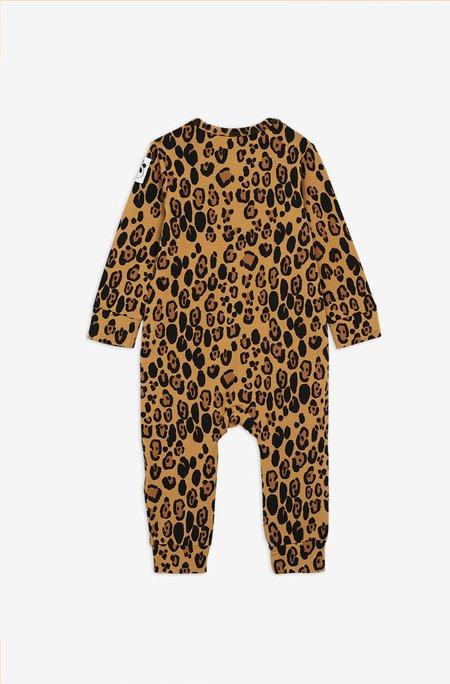 Kids Mini Rodini Jumpsuit - Leopard