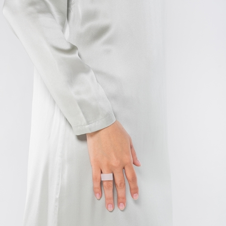 Luch Design Monochrome Big Ring