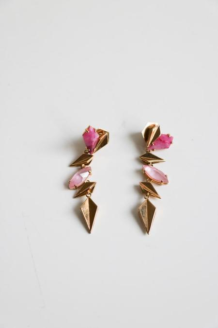 [Pre-loved] Sarah Magid Drop Stud Earrings