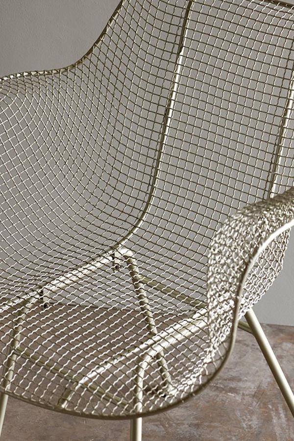 7 on Locust Wire Chair