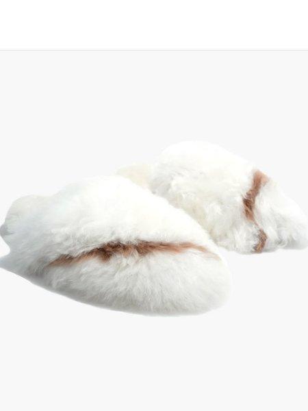 Ariana Bohling Bowie Alpaca Slippers