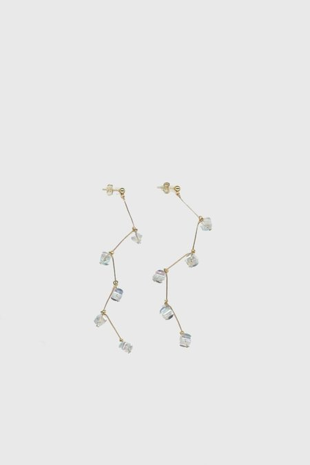Paloma Wool Dominica Earrings - Off White