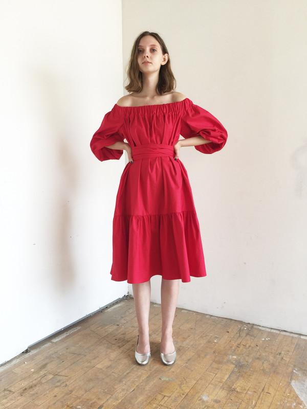 Eliza Faulkner Stella Dress