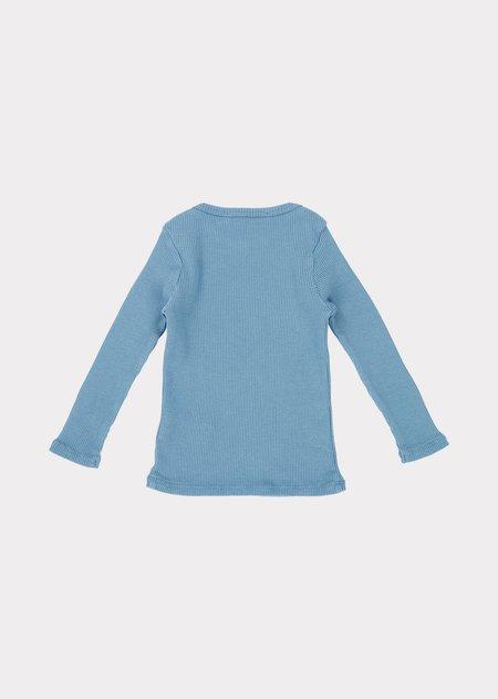 Kids Caramel Flycatcher T Shirt - Blue