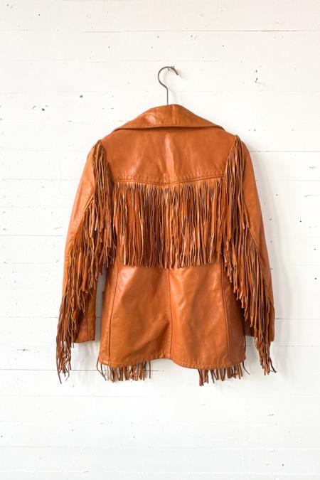 Vintage Schott Rancher Jacket - Honey