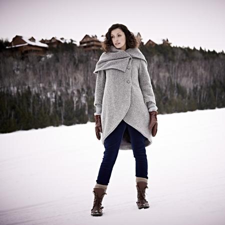 Melow Design 'Nana' coat