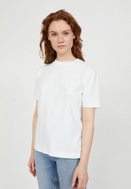 Armedangels Taraa Organic Cotton T-shirt - White