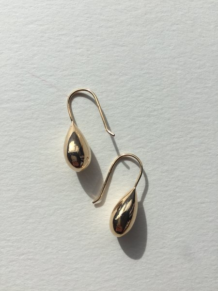 Tidy Street General Store Drop Earrings - Gold plated