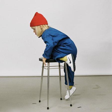 Kids Le Bonnet Beanie - Crimson Red
