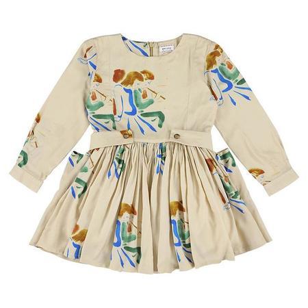 KIDS Morley Child May Dress - Rose Beige