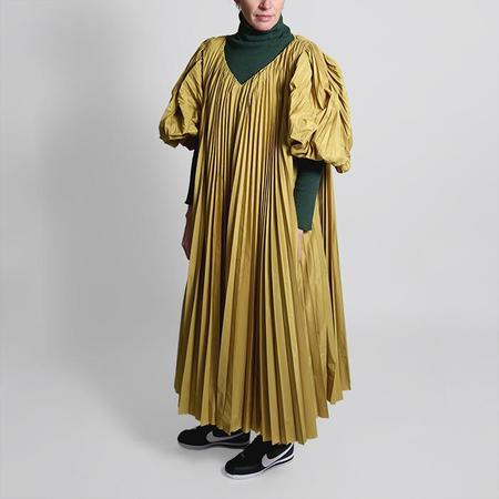 Tia Cibani Kids Woman Genoveva Pleated Dress