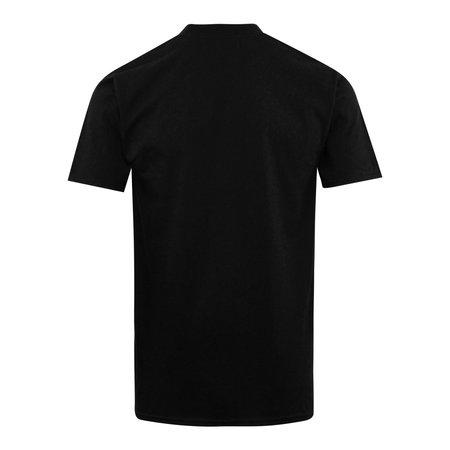 Kustom London Milano Sport Logo T-Shirt - Black
