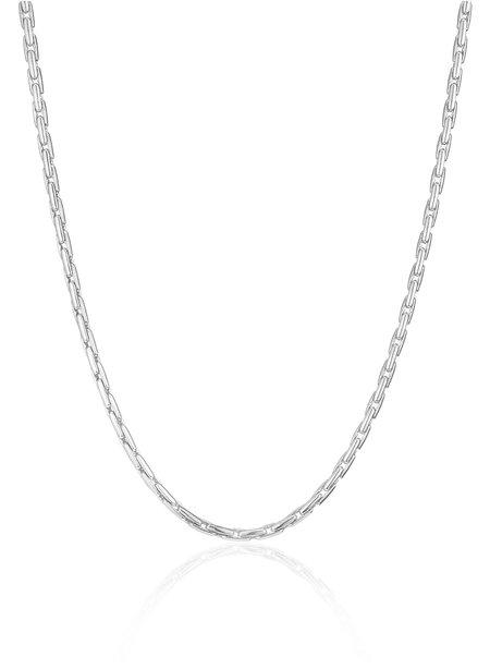 Jenny Bird Constance Chain - High Polish Silver