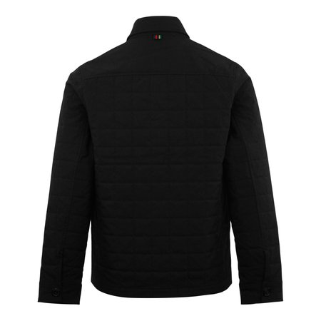 Paul Smith Quilted Chore Jacket - Black