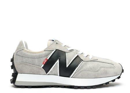 New Balance 327 Sneaker - Grey/White