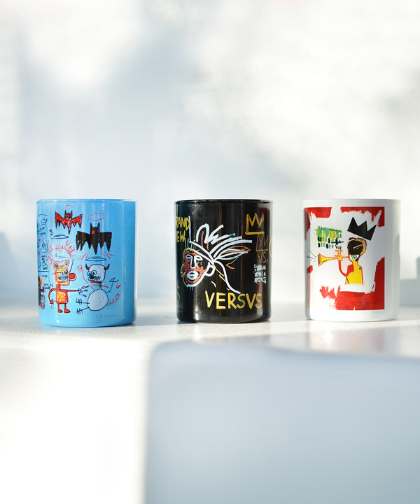 Linge Blanche Basquiat Candle