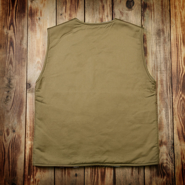 Men's Pike Brothers 1942 C2 Vest - Olive Drab