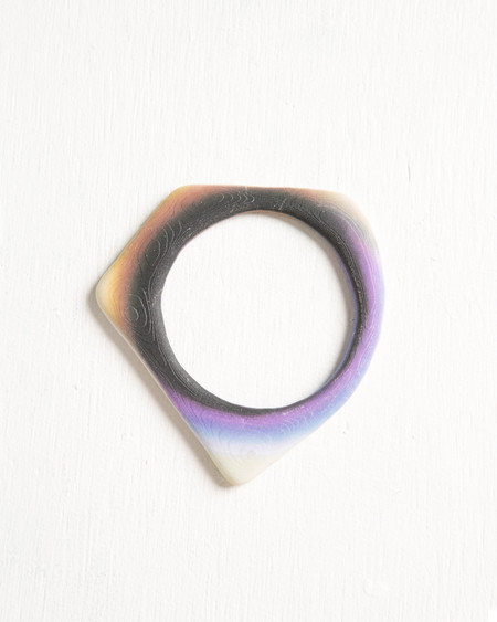 Julie Thevenot SAND BANGLE #12