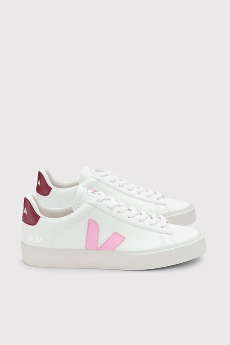 Unisex VEJA Campo Chrome Free Leather Sneakers