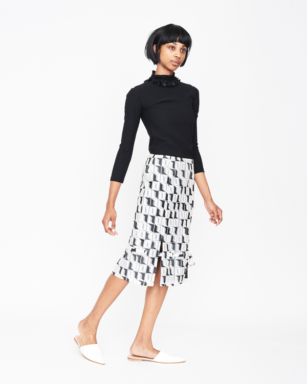 William Okpo NIA PIA SKIRT
