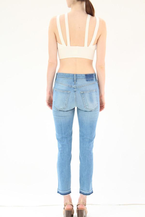 Amo Denim Babe Cropped Vintage 70's Jeans