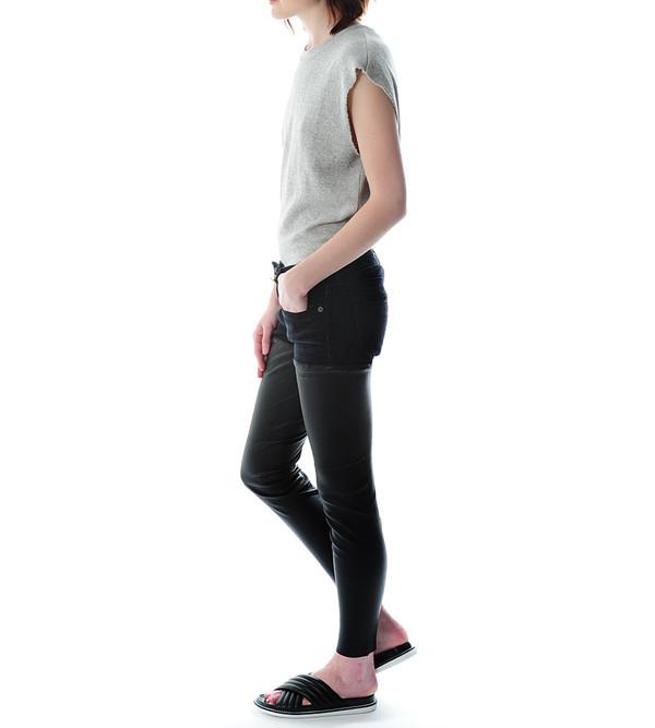 R13 Chaps Jeans