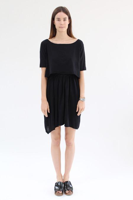 Lina Rennell Detached Dress - Black